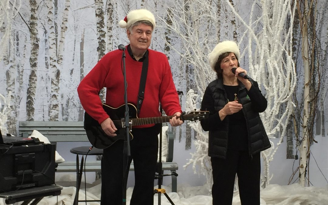 Live Musical Entertainment:  Sweetwater Duo