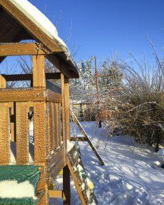 kids-and-the-winter-garden-backyard-playset-winter