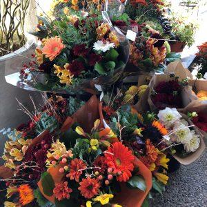 flower bouquets minter
