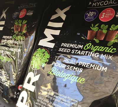 Pro Mix seed starting mix