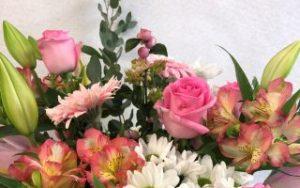 flower bouquet Minter Country Garden