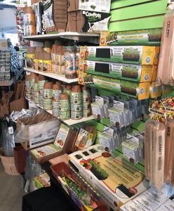 seed planting supplies Minter Country Garden